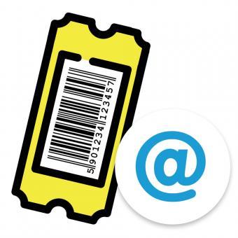 Eintrittskarte (per eMail) gültig für einen Tag am 22. oder 23. Mai 2021 (VORVERKAUF)